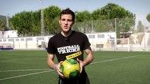 Scissor kick tutorial - Football Match skills and Street soccer tricks