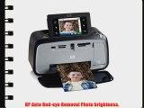 HP Photosmart A636 Compact Photo Printer