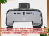 HP Photosmart A617 Compact Photo Printer