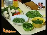 Makhani Saag And Sooji Ki Mithai Recipe_ Jhat Pat Recipes
