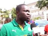 Réaction de  Bouna Coundoul au lendemain de l'élimination du Sénégal