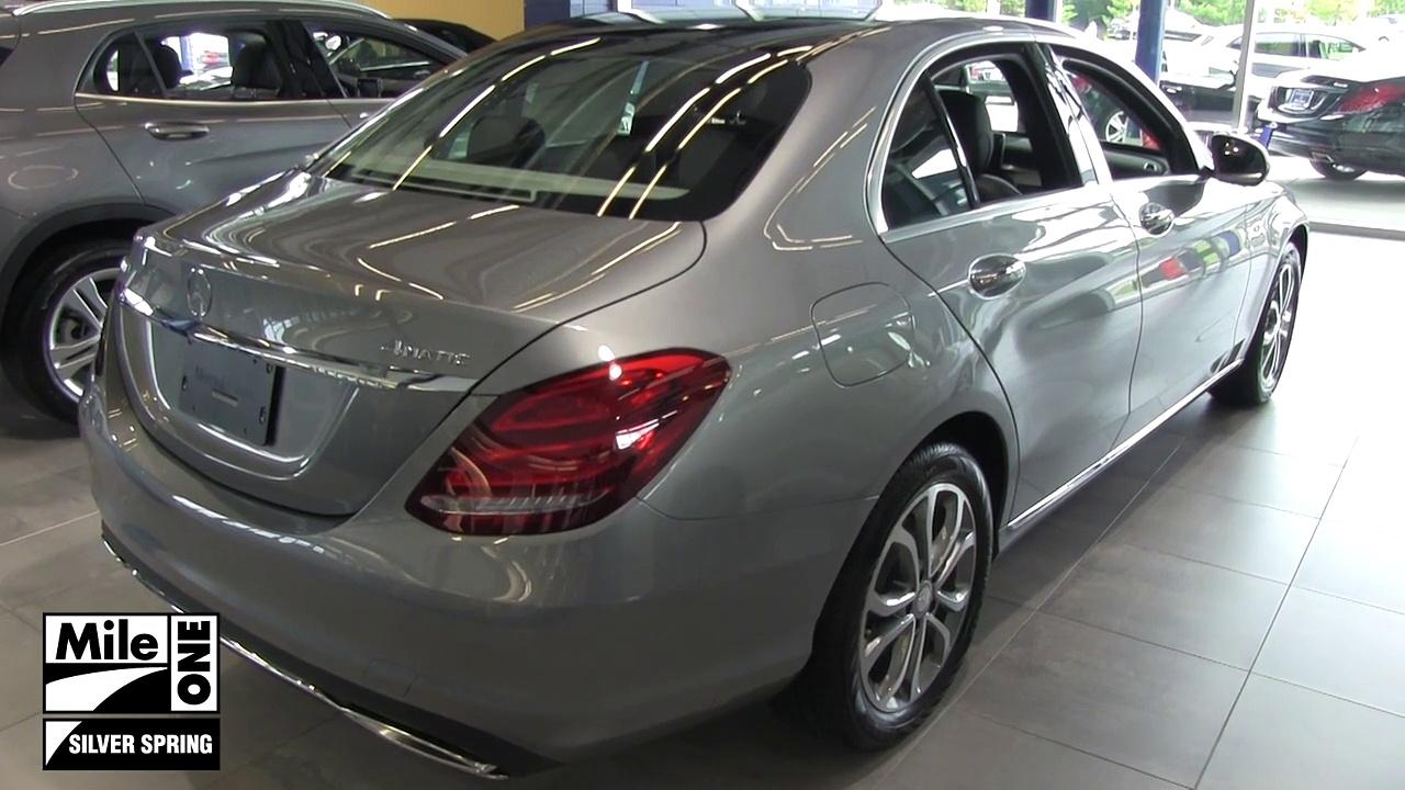 2015 Mercedes-Benz C300 Mercedes-Benz SilverSpring