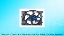 Autoltc Cooling Fan Fits BMW E82 E90 Z4 128i 328i Xdrive 17117590699 Review