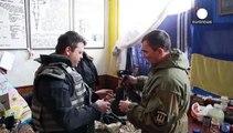 REPORTAJE: Euronews en las trincheras del este de Ucrania