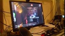 FNAF - In my Oculus Rift living room?! (FNAF First Impressions; 3D Presentation, 2D Gameplay)