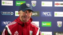 PRESS CONFERENCE   Tony Pulis Previews FA Cup Fourth Round Tie Against Birmingham City
