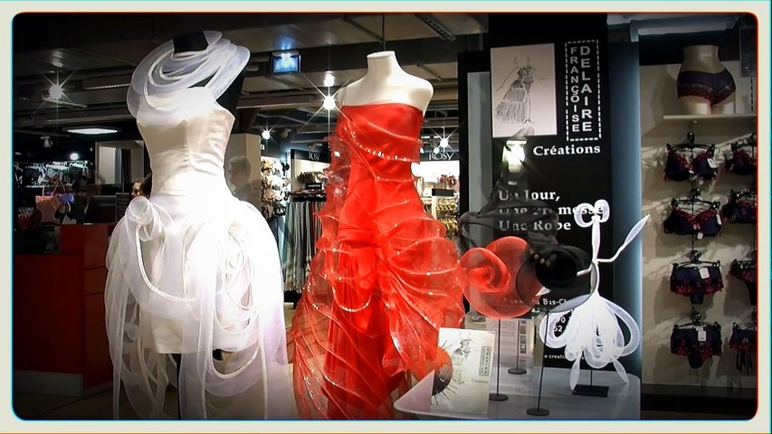 Made in mode Galeries Lafayette - Francoise Delaire
