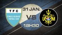 Reporté - Trélissac FC - US Saint-Malo - CFA D