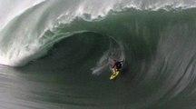 Alex Gray continue de charger les plus grosses vagues du monde pour son frère