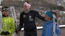 Championnats du monde de ski alpinisme 2013 : troisième médaille d'or pour  Laetitia Roux