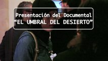 Presentation 'The Threshold of the Desert' in Spain