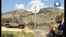Lübnan-İsrail sınırında gerginlik