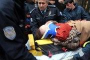 Tarihi Köşkün Yolu Çöktü, 85 Yaşındaki Kadın Kuyuya Düştü
