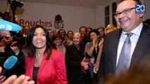 Samia Ghali accuse le PS de racisme
