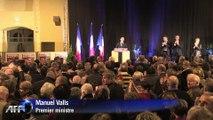 Manuel Valls chahuté dans les Doubs