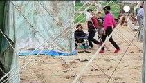کمک های سازمان ملل متحد برای بازسازی غزه متوقف می شود