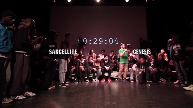 Genesis Vs Sarcelite - Clash Exhibition - BATTLE 3en1