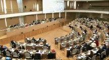 AP 28 janvier 2015 - Intervention de Christian ROCHETTE sur la politique régionale de moyenne montagne - Convention Montagne 2040