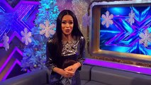 Judges Chat   The Xtra Factor UK   The X Factor UK 2014
