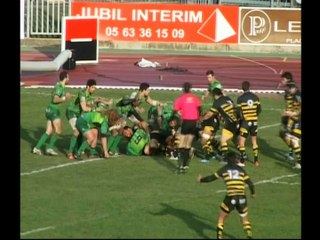 Rugby Pro D2 Albi Montauban