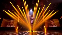 Lauren Platt sings I Know Where I've Been (Sing Off)   Live Results Wk 8   The X Factor UK 2014