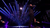 Stevi Ritchie sings This Is The Moment (Sing Off)   Live Results Wk 7   The X Factor UK 2014