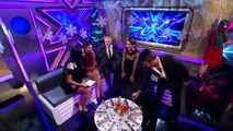 Sarah-Jane catches up with the Judges   The Xtra Factor UK   The Xtra Factor UK 2014