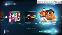 "Just Dance 2015 - ""Ain't No Mountain High Enough"" Song Gameplay - 2,000 + Score"