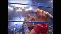 The Rock, Undertaker & Kane vs. Edge, Christian & Kurt Angle- SmackDown, February 22, 2001 - YouTube