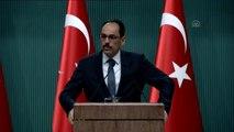"""İbrahim Kalın: """"Türkiye, Somali'de İnsanlığın Yüzünü Ağartan İşlere İmza Atıyor"""""""