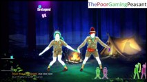 "Just Dance 2015 - ""The Fox"" (What Does the Fox Say?) Campfire Dance Song Gameplay - 2,000 + Score"