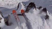 Vidéo : le run fou de Mickael Bimboes à Chamonix !