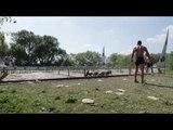 Adrénaline Shots : passage de l'obstacle de The Mud Day Pays d'Aix de 15h30 à 15h44