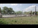 Adrénaline Shots : passage de l'obstacle de The Mud Day Pays d'Aix de 14h10 à 14h28