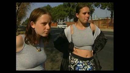 WHITE CHILD PROSTITUTION IN SOUTH AFRICA