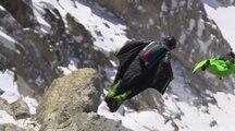 """Fly"" : du BASE Jump au coeur des Alpes"