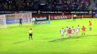 Kevin Constant'ın, Yatabare'nin takımı Mali'ye attığı panenka golü