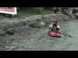 Les troisièmes runs des finales kayak de la coupe du monde