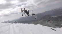 Une semaine dans les Alpes avec Tim McChesney !