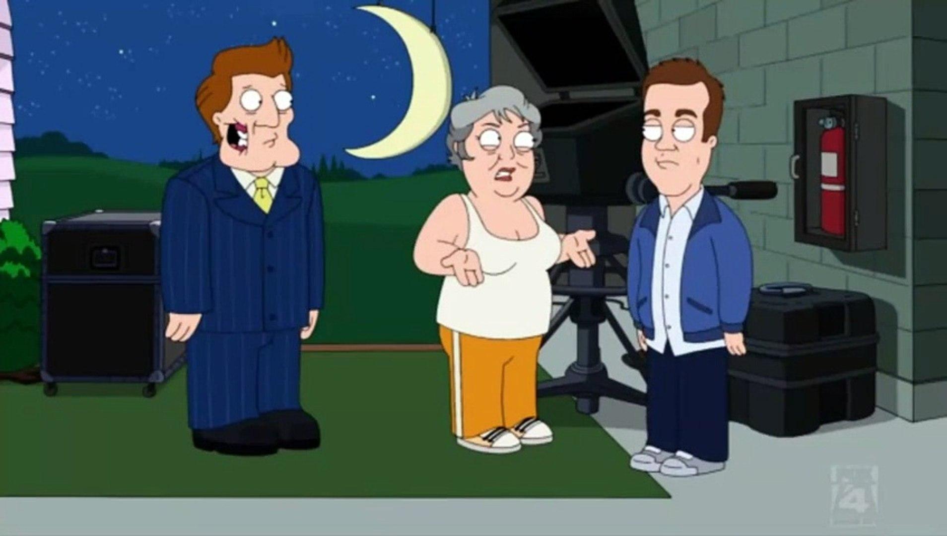The Cleveland Show S01E15 Clip#8.