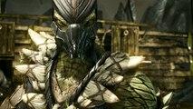Mortal Kombat 10 - Reptile Gameplay Trailer (PS4 Xbox One) (60 FPS) - Mortal Kombat X