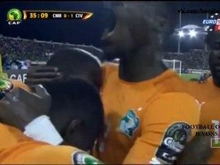 Обзор матча · Камерун - Кот-д`Ивуар - 0:1