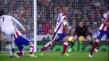 Real Madrid 2 - 2 Atlético Madrid (Copa del Rey) Short Video Highlights
