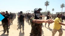 Survivors Say Iraqi Forces Watched as Shi'ite Militias Executed 72 Sunnis