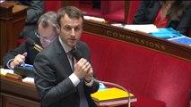 """Taxis et VTC : """"Nous n'avons pas trouvé le bon équilibre"""", estime Emmanuel Macron"""
