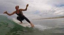 Justine Dupont : Championne Européenne de longboard