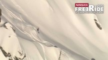 Flashback : Candide Thovex au Freeride World Tour de Chamonix