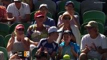 Johanna Larsson vs Agnieszka Radwanska Australian Open 2015 Highlights