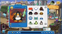 Club Penguin: Kloo Horn Star Wars Item