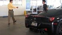 Ferrari Prank